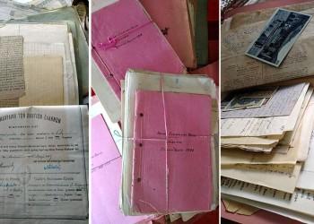 Αρχείο του Θεοφύλακτου Θεοφυλάκτου στην Έδρα Ποντιακών Σπουδών