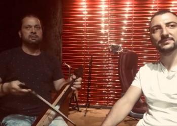Μπάμπης Κεμανετζίδης και Χρήστος Καλιοντζίδης περνούν τις καλοκαιρινές τους διακοπές στο στούντιο (βίντεο)