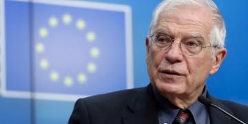 Ο ύπατος εκπρόσωπος της ΕΕ Ζοζέπ Μπορέλ