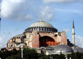 Επιστολή Αρχιεπισκοπής Αμερικής στον ΟΗΕ για τη μετατροπή της Αγίας Σοφίας σε τζαμί