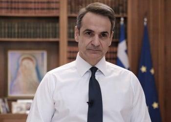 Live το διάγγελμα του πρωθυπουργού για τον κορονοϊό (βίντεο)