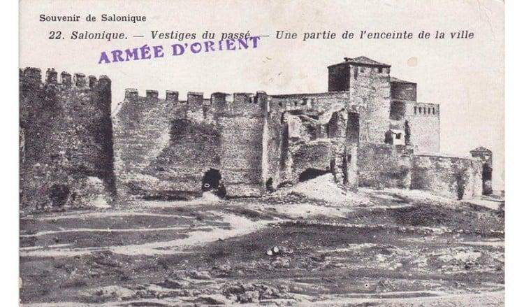 Θεσσαλονίκη: «Αποκρυπτογραφώντας» την ιστορία μιας καρτ ποστάλ του Α΄ ΠΠ