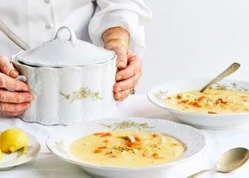 Κοτόσουπα αυγολέμονο, η... θεραπευτική