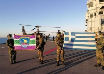 Ολοκληρώθηκε η άσκηση «Μέδουσα 10» – Στην Αίγυπτο Παναγιωτόπουλος και Φλώρος