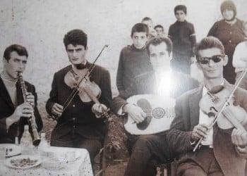 Ηρακλής Σερεμετίδης: Ο τυφλός καλλιτέχνης που έκανε το βιολί του να «μιλάει» σαν ποντιακή λύρα (βίντεο)