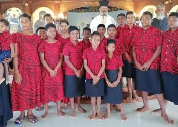 (Φωτ.: Facebook / Pacific Islands Greek Orthodox Church)
