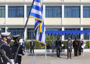 Εορτασμός του Αγίου Νικολάου στη Σχολή Ναυτικών Δοκίμων στον Πειραιά (φωτο)