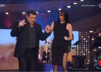 Πάολα και Στάθης Νικολαΐδης ξεσήκωσαν το τηλεοπτικό κοινό με ποντιακά τραγούδια (βίντεο)