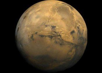 Ο πλανήτης Άρης από τη NASA