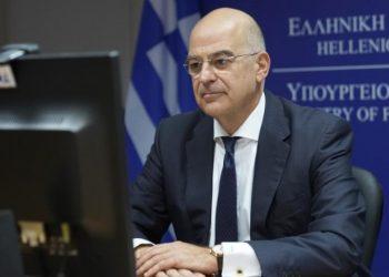 (Φωτ.: Υπουργείο Εξωτερικών / Χάρης Ακριτίδης)