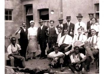 Η ελληνική κοινότητα του Γιοχάνεσμπουργκ (φωτ.: Αντώνης Χαλδαίος / ΑΠΕ-ΜΠΕ)