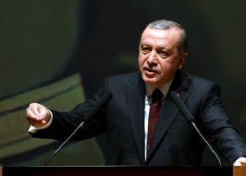 Ο Ταγίπ Ερντογάν (φωτ. αρχείου: ΕΡΑ / Sedat Suna)