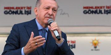(Φωτ.: EPA / Προεδρία της Τουρκίας)