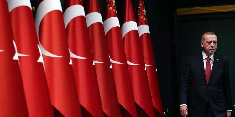 (Φωτ. αρχείου: ΕΡΑ / Γραφείο Τύπου Τουρκικής Προεδρίας)