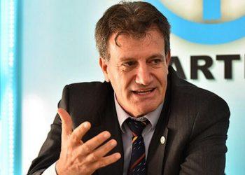 Ο Ερχάν Αρικλί αναλαμβάνει «αναπληρωτής πρωθυπουργός» στα κατεχόμενα (φωτ.: kibrispostasi.com)
