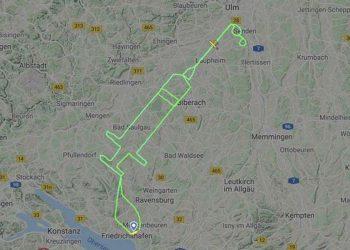 (Φωτ.: flightradar24)