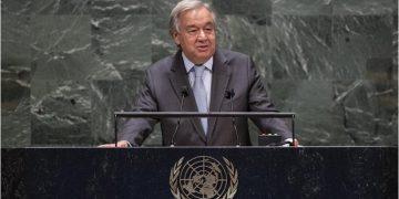 Ο Αντόνιο Γκουτέρες (φωτ. αρχείου: EPA / Eskinder Debebe / UN Photo)