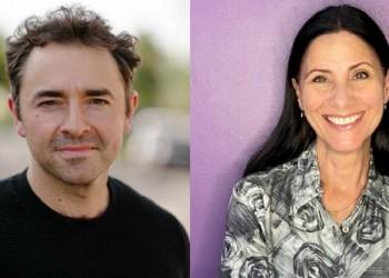 Οι ομογενείς Jason Christou και Zoe Carides που υπόσχονται να φέρουν την Ελληνίδα μάνα στην αυστραλιανή οθόνη (φωτ.: neoskosmos.com)