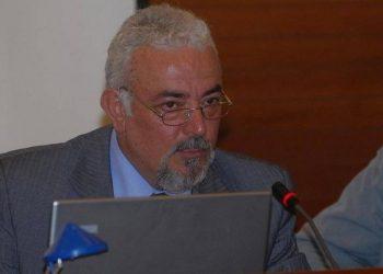 Ο δρ Παύλος Κανονίδης (φωτ.: Facebook / Πυρρίχιος Ακαδημία)