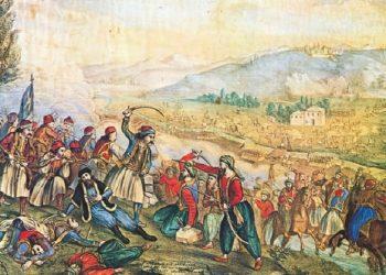 Η μάχη της Αλαμάνας