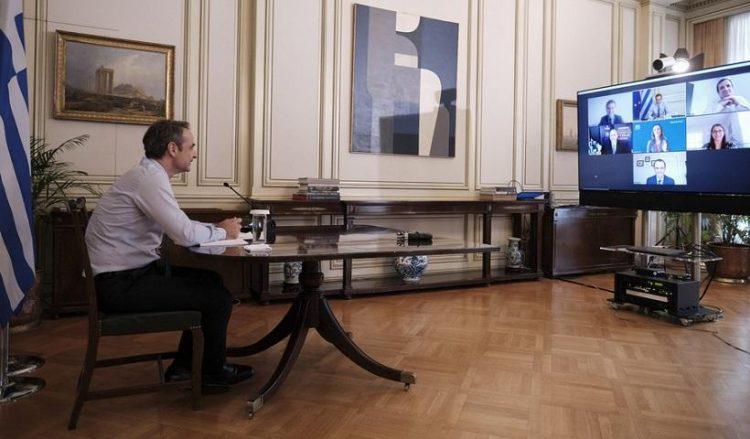 (Φωτ.: Γρ. Τύπου Πρωθυπουργού / Δημήτρης Παπαμήτσος)