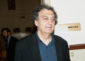Ο Στράτος Μολυβάς (φωτ.: ΑΠΕ-ΜΠΕ)