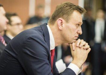Ο Αλεξέι Ναβάλνι (φωτ. αρχείου: EPA / Evgeny Feldman for Alexei Navalny's campaign)