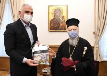 (Φωτ.: Οικουμενικό Πατριαρχείο / Νίκος Μαγγίνας)