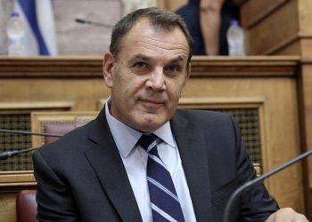 Ο υπουργός Εθνικής Άμυνας Νίκος Παναγιωτόπουλος (φωτ. αρχείου: ΑΠΕ-ΜΠΕ / Συμέλα Παντζαρτζή)