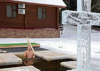 (Φωτ.: EPA / Mikhael Klimentyev / Sputnik / Kremlin)