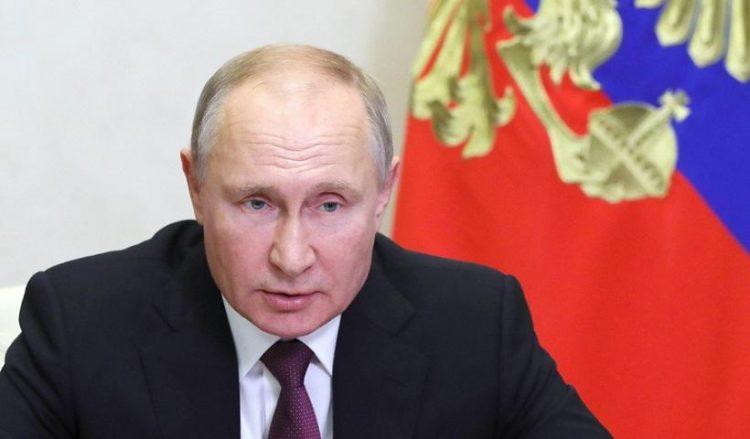 (Φωτ.: EPA / Michail Klimentyev / Sputnik / Kremlin)
