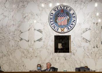 (Φωτ. αρχείου: EPA / Rod Lamkey)