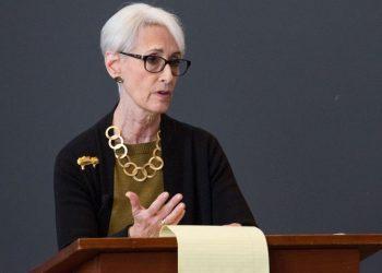 Η πρέσβειρα Γουέντι Σέρμαν (φωτ.: today.law.harvard.edu / Martha Stewart)