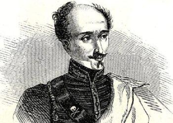 Αλέξανδρος Υψηλάντης, Εθνικό Ημερολόγιο Βρεττού, Παρίσι (1862)
