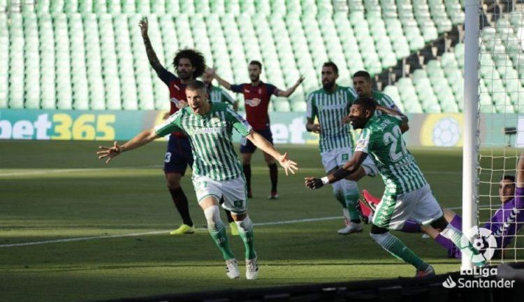 Στιγμιότυπο από παλαιότερη συνάντηση των δύο ομάδων (φωτ.: La Liga Santander)