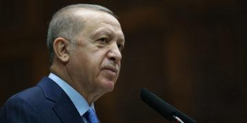(Φωτ.: Προεδρία Δημοκρατίας της Τουρκίας)