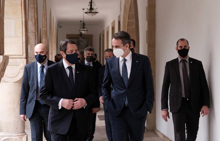 (Φωτ. αρχείου: Γραφείο Τύπου Πρωθυπουργού / Δημήτρης Παπαμήτσος)