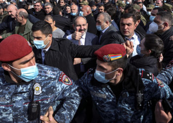 (Φωτ.: EPA / Hayk Baghdasaryan / Photolure)