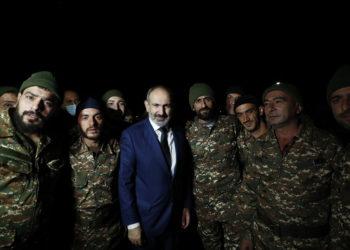 (Φωτ.: Γραφείο Τύπου Πρωθυπουργού της Αρμενίας / Tigran Mehrabyan)