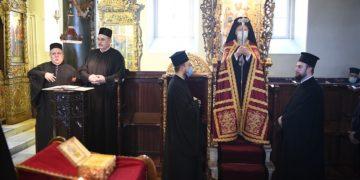 (Φωτ.: Γρ. Τύπου Οικουμενικού Πατριαρχείου /Νίκος Μαγγίνας)