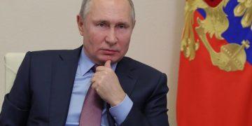 (Φωτ.: Mikhail Klimentyev / Sputnik / Kremlin Pool)