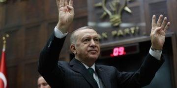 (Φωτ.: Γραφείο Τύπου Προεδρίας Δημοκρατίας της Τουρκίας)