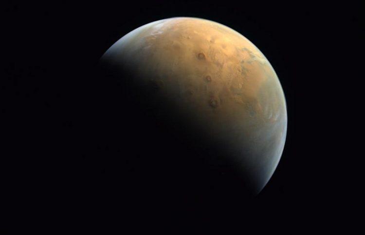 (Φωτ.: Twitter / Hope Mars Mission)