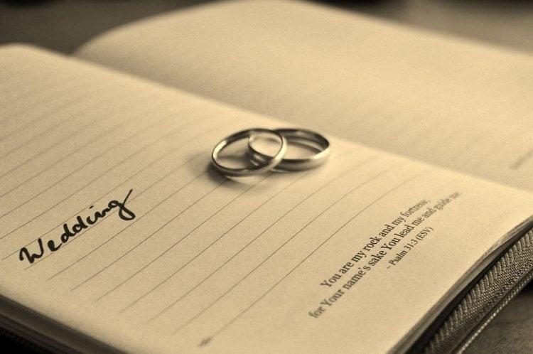 Ο πολιτικός γάμος καθιερώθηκε με νόμο στην Ελλάδα το 1982 (φωτ.: pixabay.com)