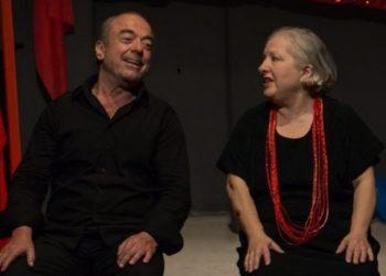 Ελένη Γερασιμίδου και Αντώνης Ξένος (φωτ.: Dimitris Asimakis)