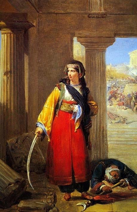Ελληνική Επανάσταση 1821: Οι γυναίκες καπετάνισσες, πολεμίστριες και κατάσκοποι που έκαναν τη διαφορά
