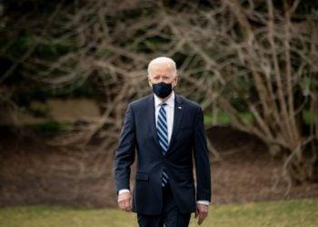 Ο Αμερικανός πρόεδρος Τζο Μπάιντεν (φωτ.: EPA/ Erin Scot)
