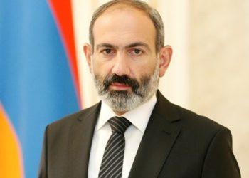 Ο Νικόλ Πασινιάν (φωτ.: news.am)