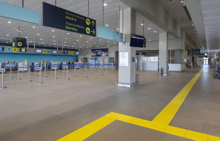 (Φωτ.: Fraport Greece / Νίκος Δανιηλίδης)