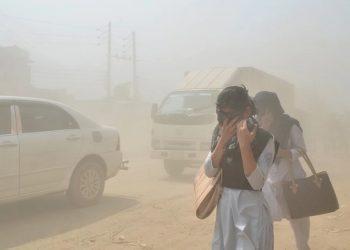 Εικόνα από το Μπαγκλαντές, μια χώρα με μεγάλη ατμοσφαιρική ρύπανση (φωτ.: pixabay.com /Maruf Rahman)